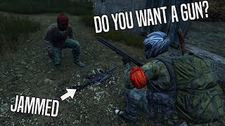 The Jammed Gun Experiment in DayZ Just Got a Lot Harder