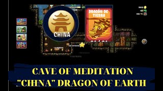 DIGGY´S ADVENTURE CAVE OF MEDITATION (CHINA DRAGON OF EARTH)