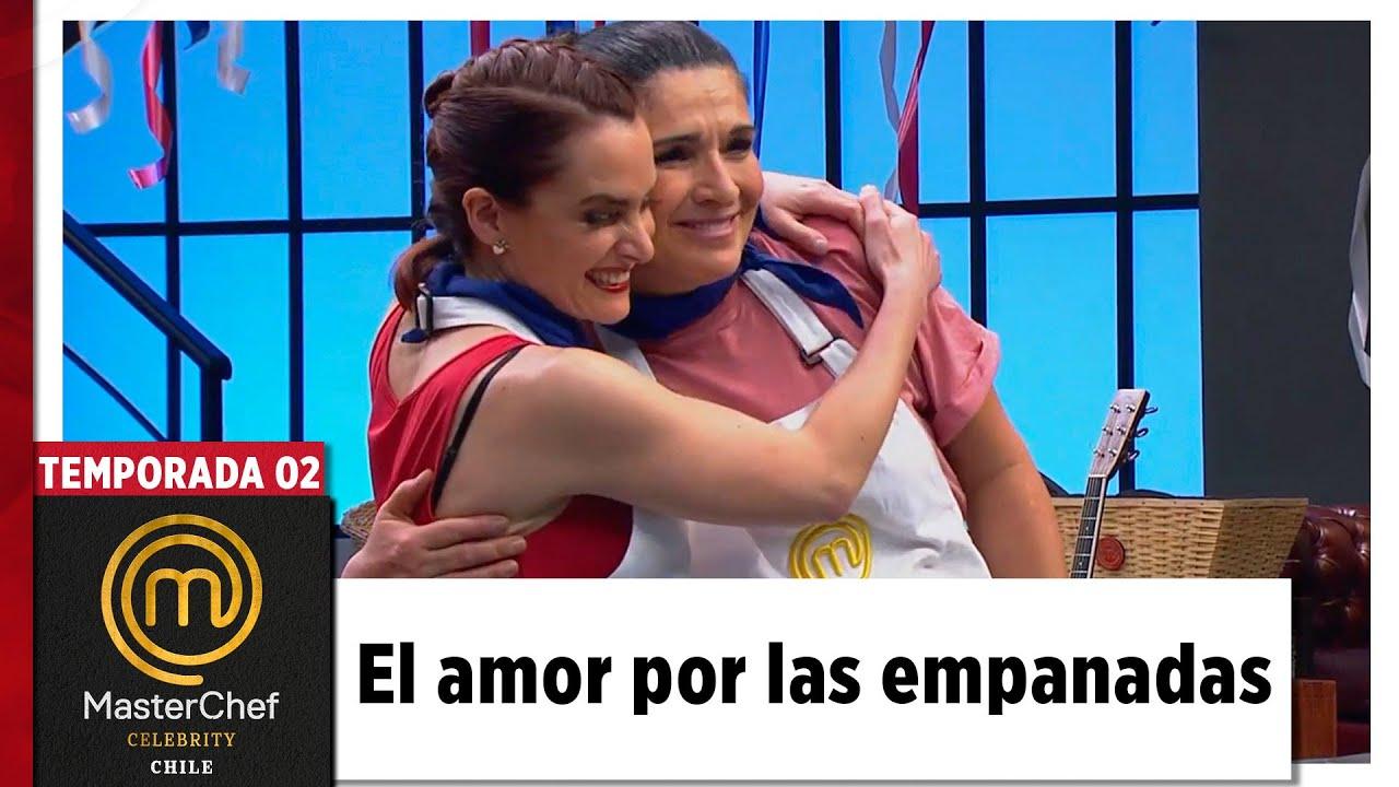 Unas empanadas hechas con mucho amor | TEMP. 2 | MASTERCHEF CELEBRITY CHILE