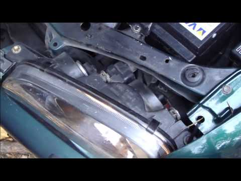 2006 toyota corolla headlight adjustment