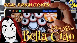 BELLA CIAO VERSI KOPLO Real Drum Cover
