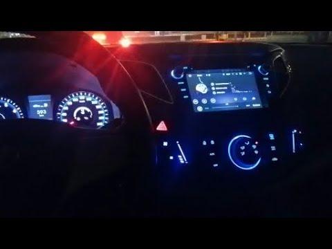 Штатная магнитола Hyundai I40 (2011-2016) 8 Core Android KR-7124-T8