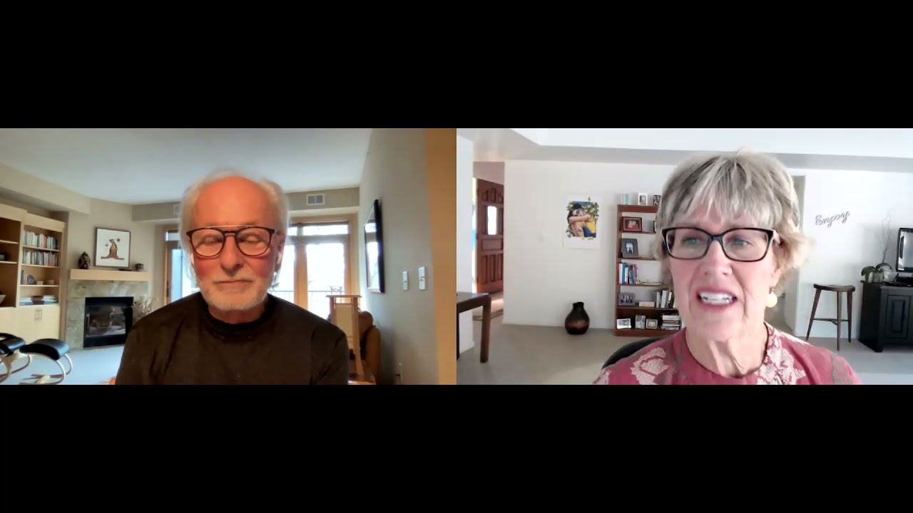 The Power of Purposeful Aging with Richard Leider
