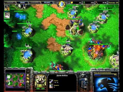 Warcraft Orcs & Humans Прохождение На Русском Walkthrough