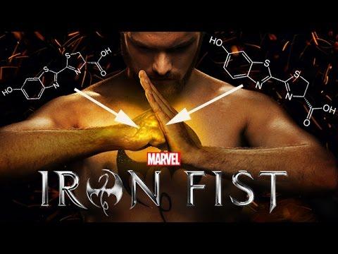 How does Iron Fist's hand glow? Incandescence & Luminescence | Physics vs Film (& TV)