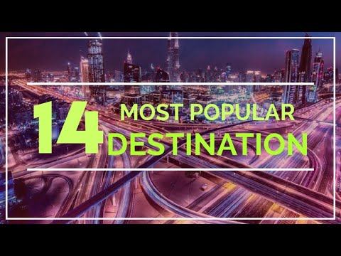 14 Top Tourist Attractions In The UAE/ Best Places To Visit In The UAE
