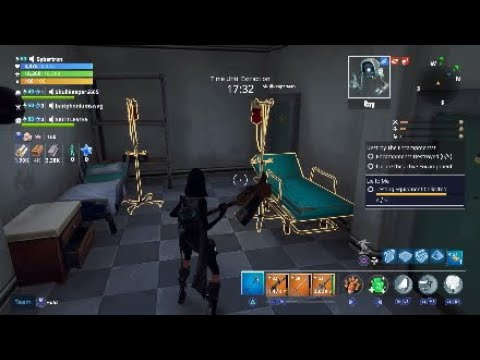 How to guide:Lie To Me! Fortnite save the world (Blockbuster event part 2)