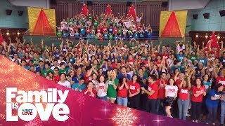 "ABS-CBN Christmas Station ID 2018 ""Family Is Love""..."