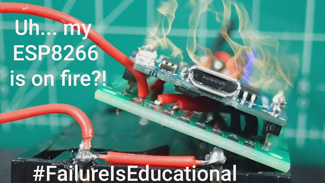 Video Tutorial: How NOT to package your ESP8266 & BME280