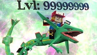 Minecraft : Pokemon da Sorte Dark - POKEMON LVL 9999 ‹ MayconLorenz ›