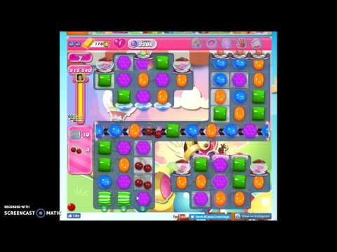 Candy Crush Level 2208 help w/audio tips, hints, tricks