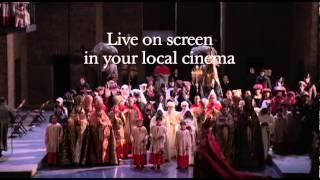 Met Opera Live: Tosca Trailer