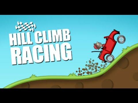 Прохождение игры Hill Climb Racing №1