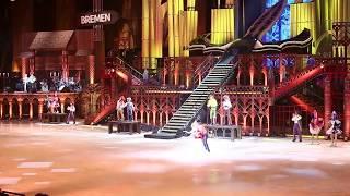 Шоу Ильи Авербуха на льду _ Бременские музыканты, Сочи 2017