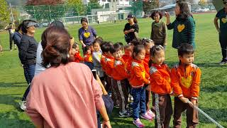 어린이집 체육대회