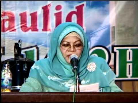 Nada & Dakwah - Hj Ida Laila * Yatim Piatu *(Sby,24 Feb 2011)