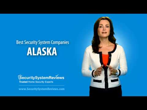 Alaska Home Security System Companies