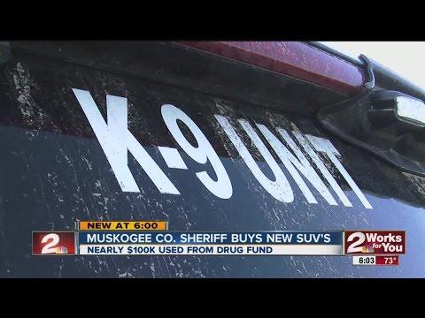 Muskogee County Sheriff Buys New SUVs