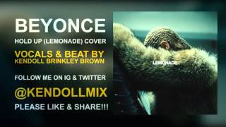 BEYONCE ::  Hold Up (Lemonade) Male Cover