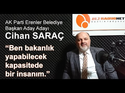 Cihan SARAÇ ile Röportaj