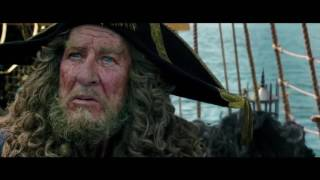 Пираты Карибского моря 5  Мертвецы не рассказывают сказки — Русский трейлер #3