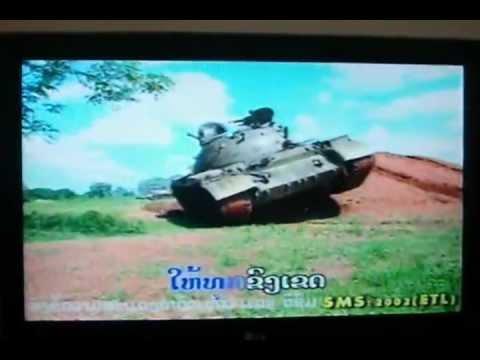 Laos Military Karaoke TV Channel