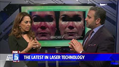 Dr. P. Alexander Ataii of Laser Clinique discusses the latest laser technology on Fox 5 News