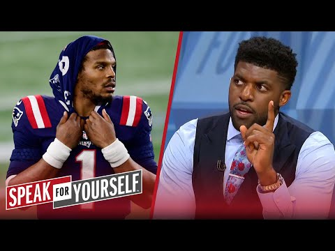 Patriots set up Cam Newton for success, but it's on Cam to succeed — Acho | NFL | SPEAK FOR YOURSELF