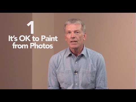 Top 10 Tips for Painting From Photos with Ian Roberts
