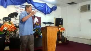 Ministerio garifuna Cristo te llama con el pastor(2)