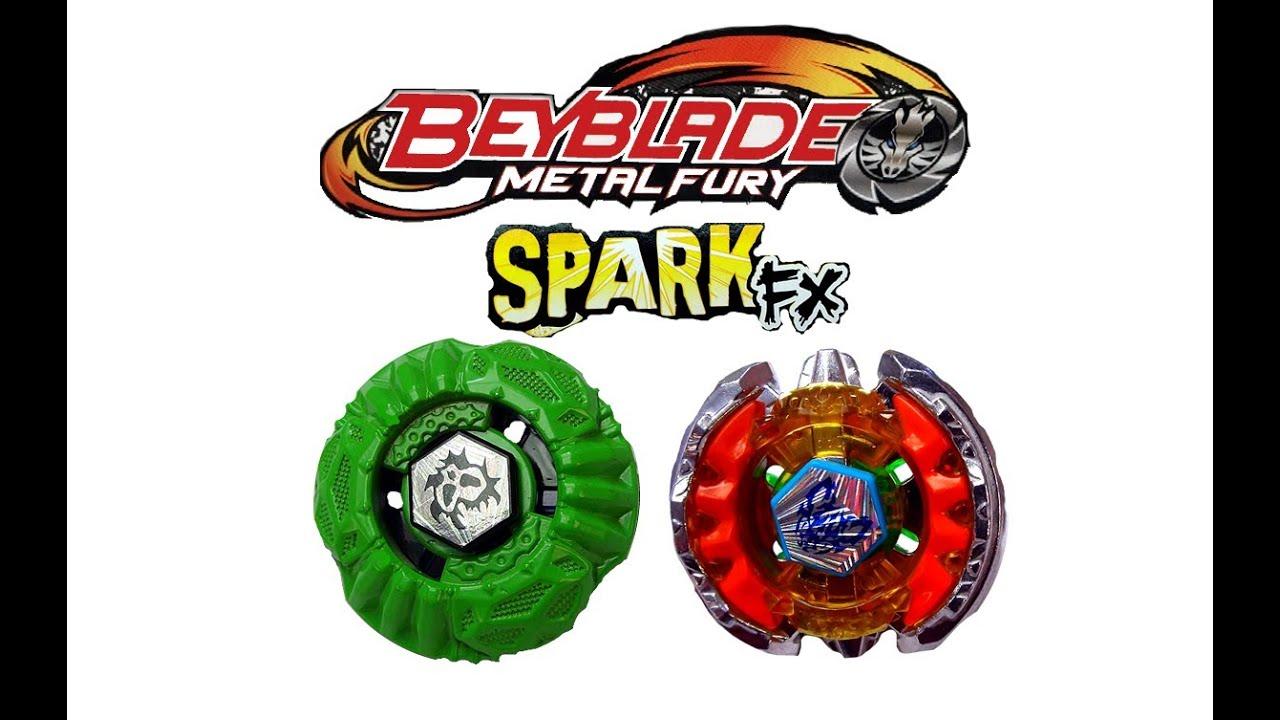 Beyblade metal fury spark fx battle series battle 3 - Beyblade metal fury 7 ...