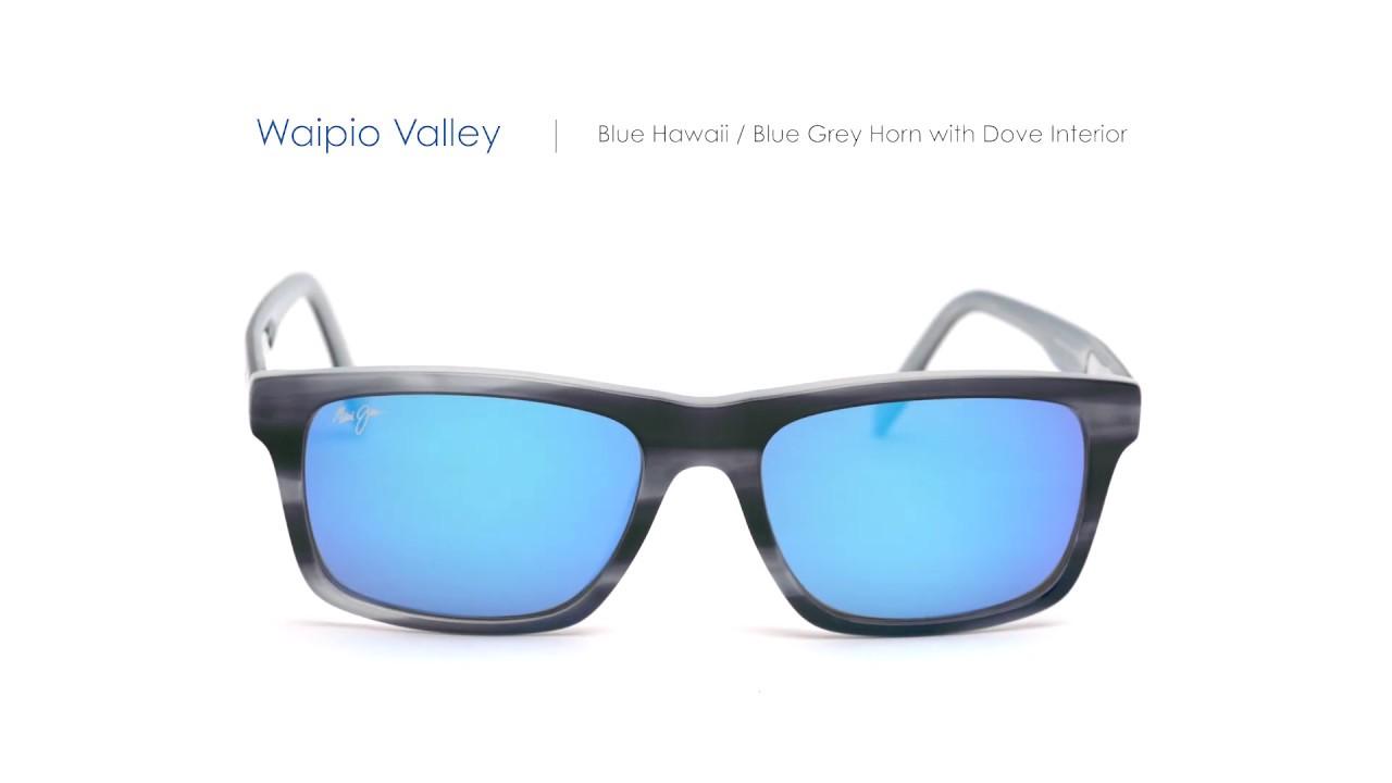 SunglassesMaui Waipio Waipio Polarized Valley Valley Jim® iTPOZkXu