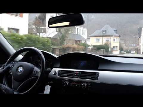 BMW 325d e90 197 PS - on ride -   -[videotistik]-