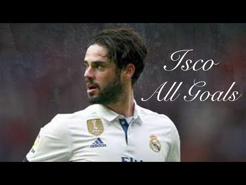 Isco - All 11 Goals 2016/17 - HD