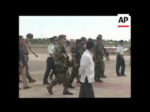 US congressional delegate visits US troops in Philippines