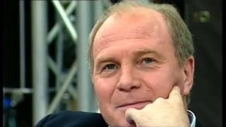 Uli Hoeneß über Thomas Strunz + Claudia & Stefan Effenberg