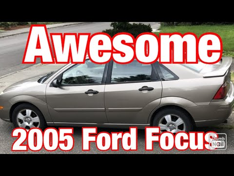 2005 Ford Focus ZX4 SES: Why I Love My Ford Focus