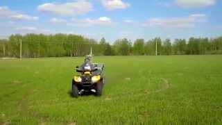Прицеп для Квадроцикла ATV с Манипулятором(Прицеп для Квадроцикла ATV с Манипулятором http://atv-plus.ru/, 2014-05-08T12:55:30.000Z)