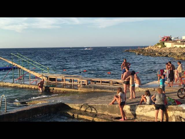 Malta: The game of gostra - summer carnival 19th August 2016