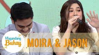 Magandang Buhay: Moira reveals something about her future husband!