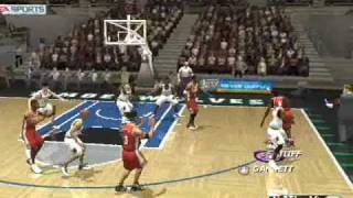 NBA Live 2004 Atlanta Vs Minnesota Q1
