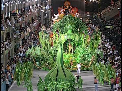 Carnival in Brazil: Grande Rio (Narrated in English) Part 1 of 2