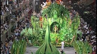 Carnival in Brazil: Grande Rio (Narrated in English) Part 1 of 2