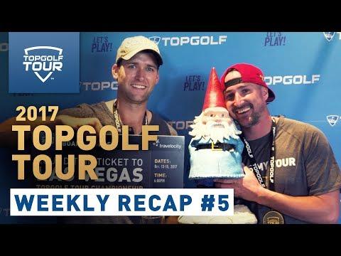 Week 5 Recap | 2017 Topgolf Tour | Topgolf