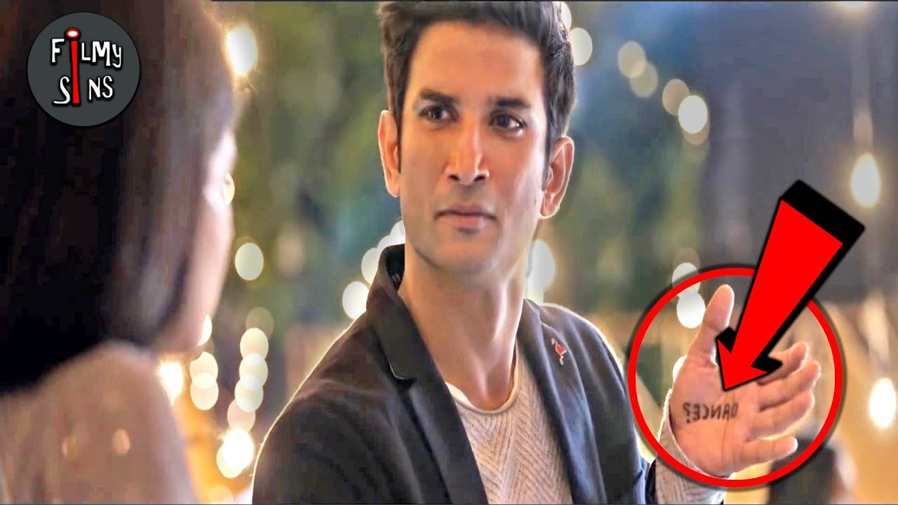 (0 Mistakes) In Dil Bechara - Plenty Mistakes In DIL BECHARA Full Hindi Movie| Sushant Singh Rajput
