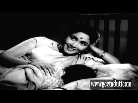 Sujata - Nanhi Kali Sone Chali - Geeta Dutt