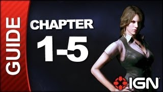 Resident Evil 6: Helena Campaign Walkthrough - Chapter 1 pt 5