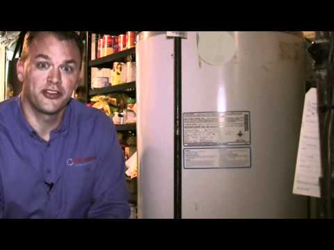 how to identify a classic hot water heater by reliance home comfort