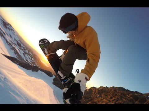 Monster Energy snowboard video –
