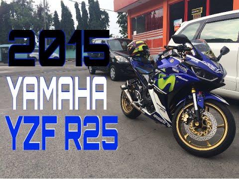 Test Ride 2015 Yamaha YZF R25